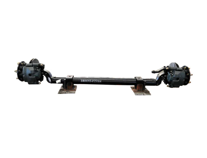 Km1750b-2300010 front axle belt brake disc assembly